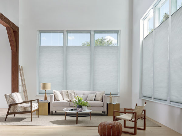 Calgary Hunter Douglas Applause Honeycomb Shades L2 Interiors