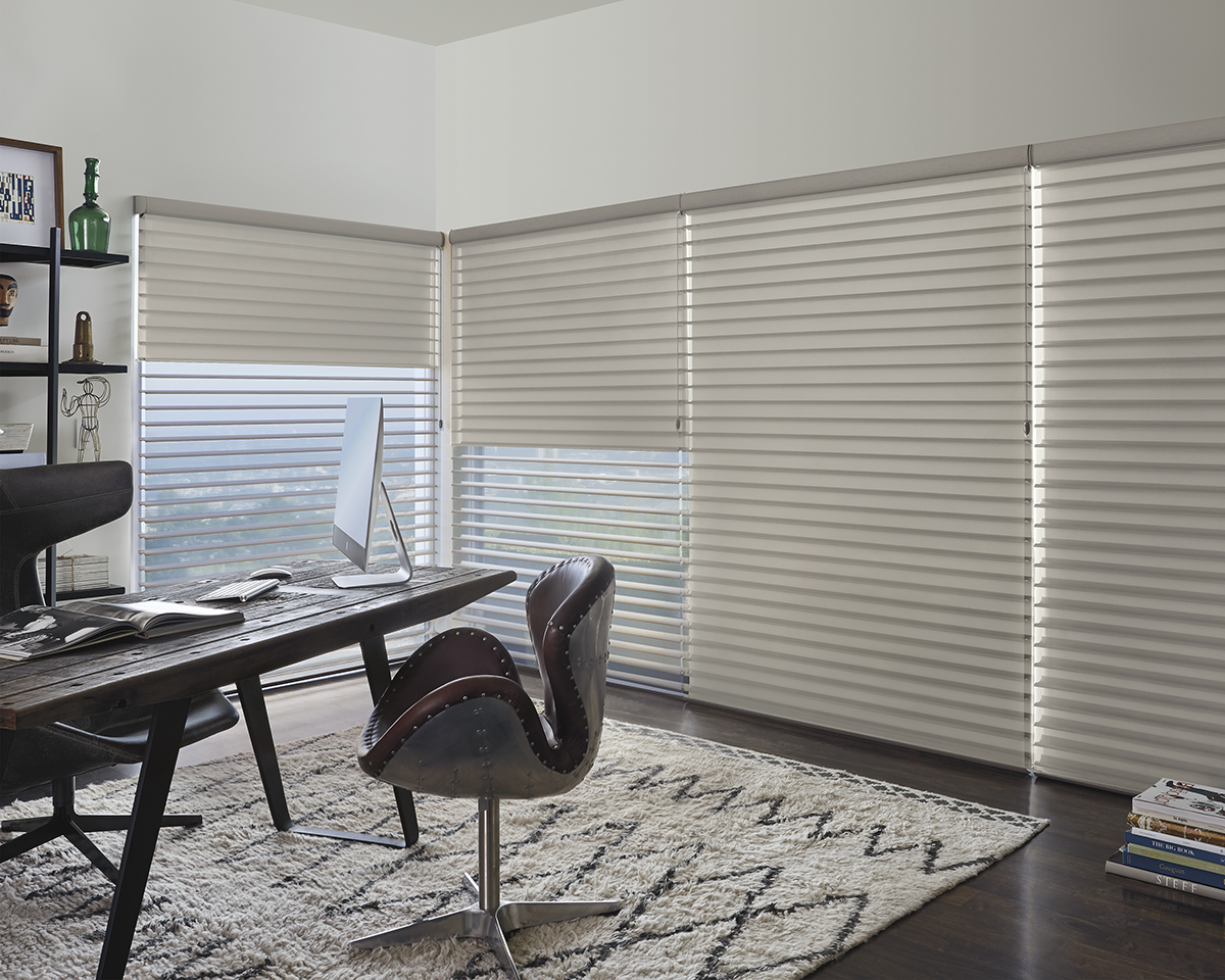Hunter Douglas Silhouette Window Shadings L2 Interiors Window Coverings Furniture