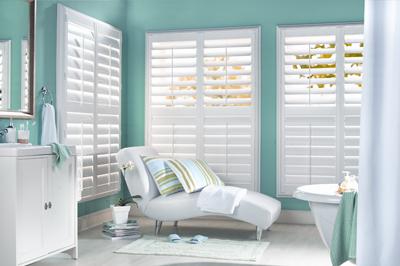 Shade-O-Matic SeaView Polysatin Shutters