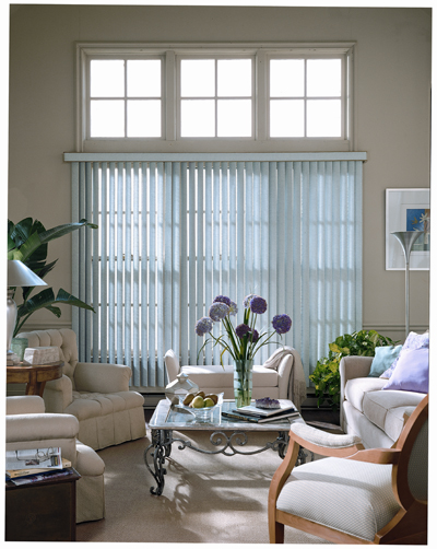 Shade-O-Matic Vertical Blinds