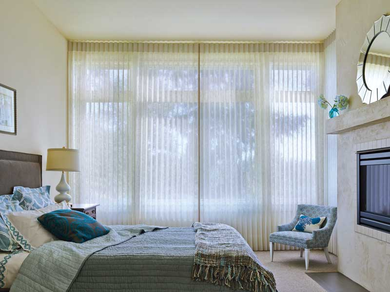 Hunter Douglas Luminette Privacy Sheers L2 Interiors