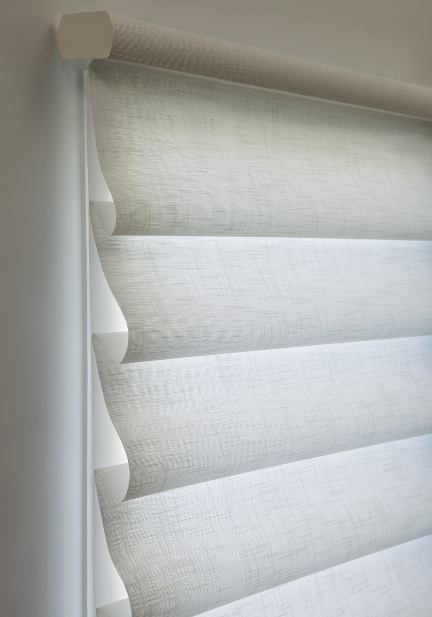Hunter Douglas Vignette Modern Roman Shades L2 Interiors
