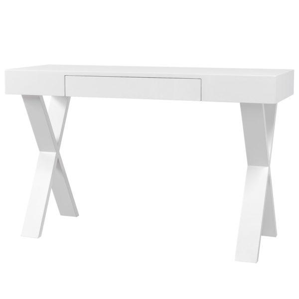Hudson Cross Console Desk Table