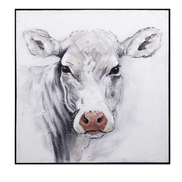 Rickey Cow Painting