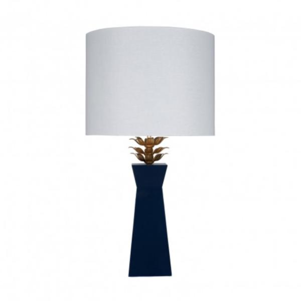 Morgan Navy Table Lamp