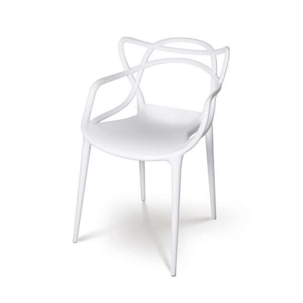 Crane Chair White