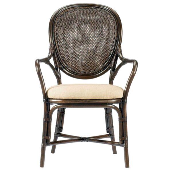 Dahlia Arm Chair – Clove