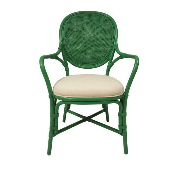 Dahlia Arm Chair – Parsley