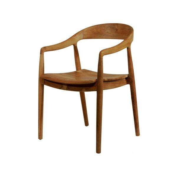 Ingrid Arm Chair – Teak