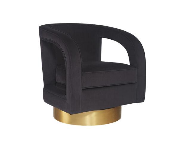 Antoni Swivel Club Chair