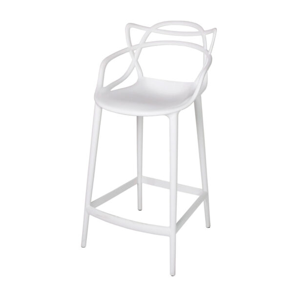 Crane Counter Stool White